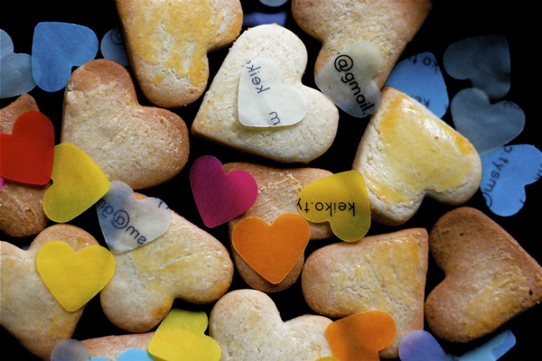 Mailanderli cookies small