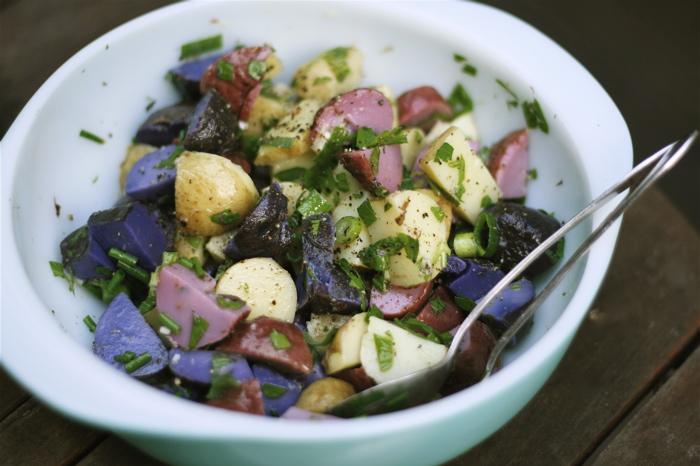 Potato salad one sm