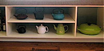 Teapotcollection